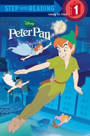 Peter Pan Step Into Reading (disney Peter Pan) (ebk)