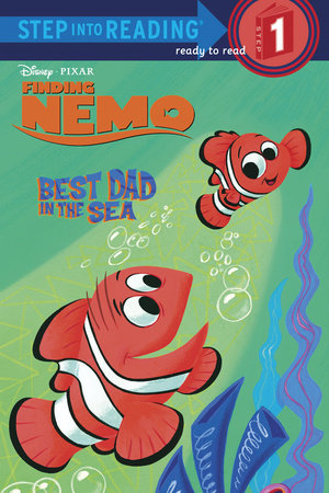 Best Dad In The Sea (disney/pixar Finding Nemo) (ebk)