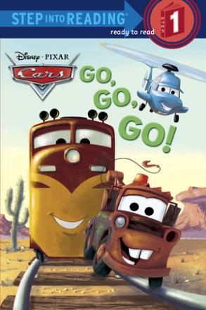 Go, Go, Go! (disney/pixar Cars) (ebk)