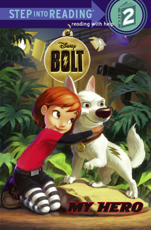 My Hero (disney Bolt) (ebk)