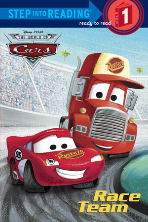 Race Team (disney/pixar Cars) (ebk)