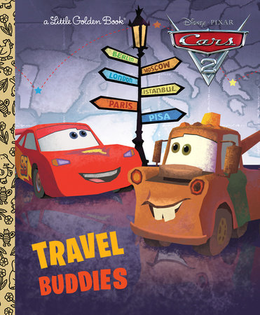 Travel Buddies (Disney/Pixar Cars)