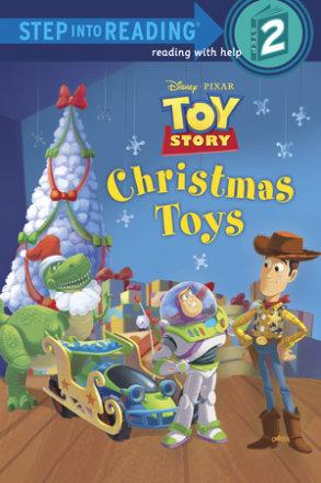 Christmas Toys (disney/pixar Toy Story) (ebk)