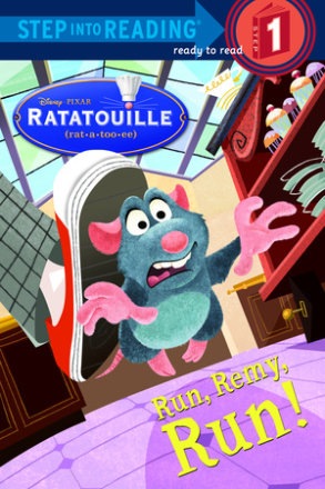 Run, Remy, Run! (disney/pixar Ratatouille) (ebk)