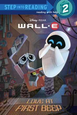 Love At First Beep (disney/pixar Wall-e) (ebk)