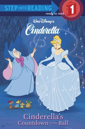 Cinderella's Countdown To The Ball (ebk)