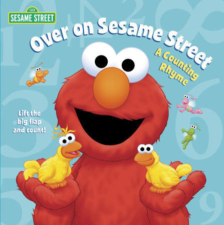 Over on Sesame Street (Sesame Street) by Naomi Kleinberg