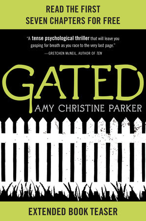 Gated: Extended Book Teaser by