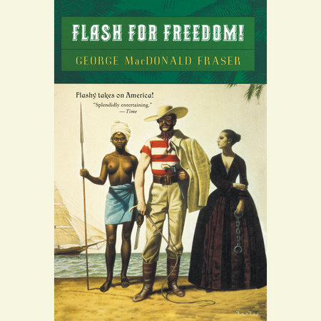 Flashman for Freedom by