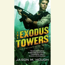The Exodus Towers Cover