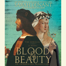 Blood & Beauty Cover
