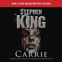 Carrie (Movie Tie-in Edition) Cover