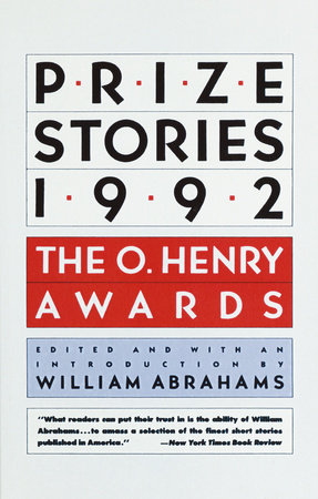 Prize Stories 1992 by