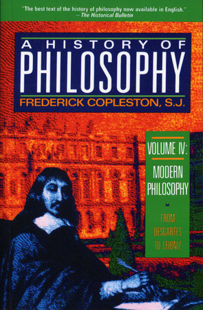 History of Philosophy, Volume 4 by