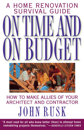 On Time and On Budget by John Rusk