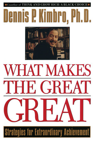 What Makes the Great Great by