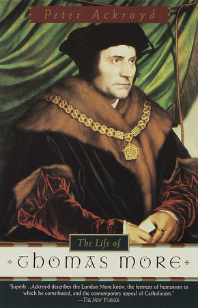 The Life of Thomas More by