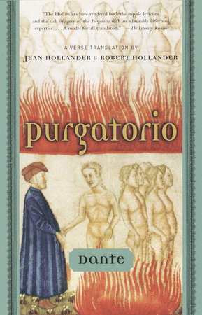 Purgatorio by Dante