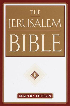 The Jerusalem Bible by