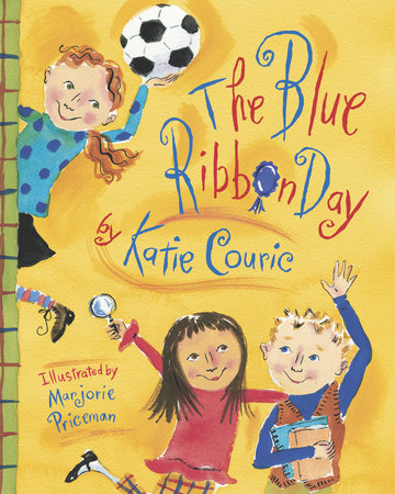 The Blue Ribbon Day by
