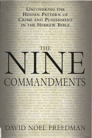 The Nine Commandments by