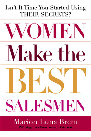 Women Make the Best Salesmen by