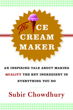 The Ice Cream Maker by