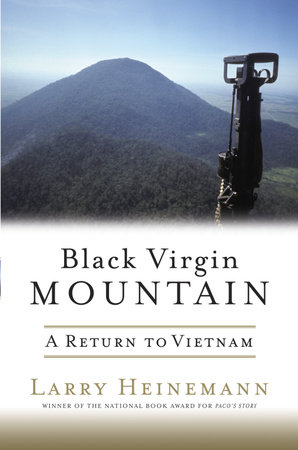 Black Virgin Mountain