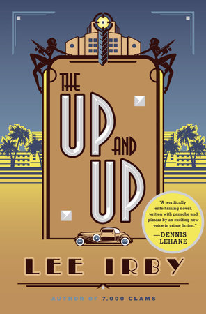 The Up and Up book cover