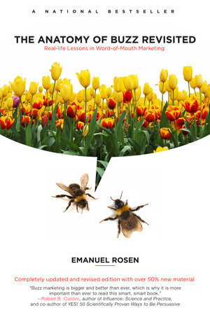 The Anatomy of Buzz Revisited by Emanuel Rosen