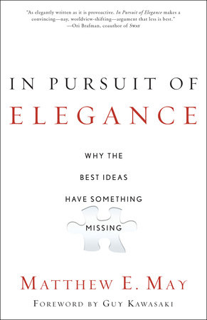 In Pursuit of Elegance by