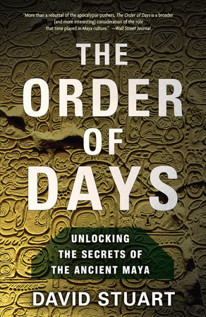 The Order of Days by