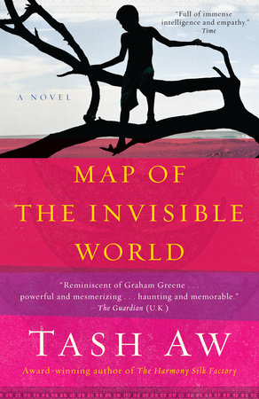 Map of the Invisible World by