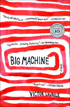 Big Machine by