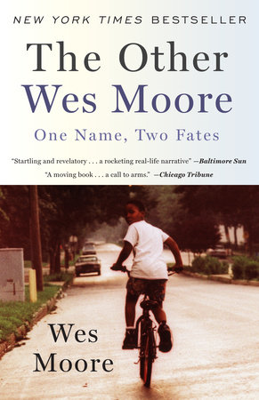 The Other Wes Moore by