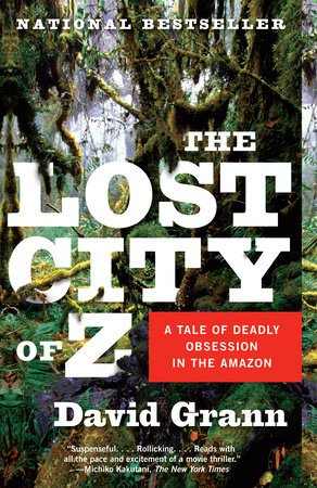 The Lost City of Z by