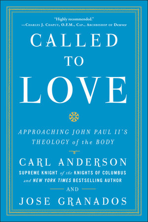 Called to Love by Jose Granados and Carl Anderson