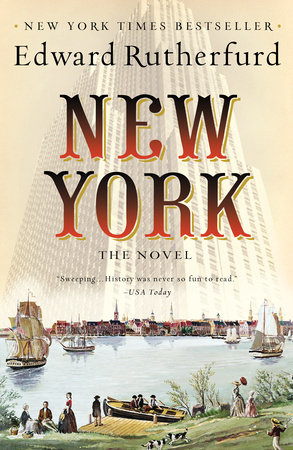 New York: The Novel by