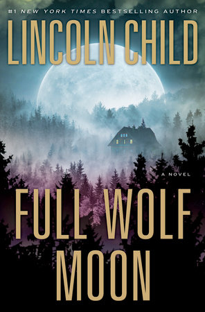 Full Wolf Moon book cover