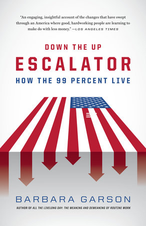 Down the Up Escalator by