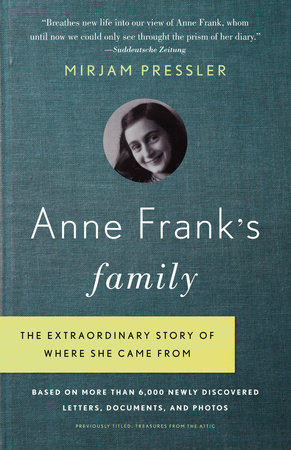 Anne Frank's Family by