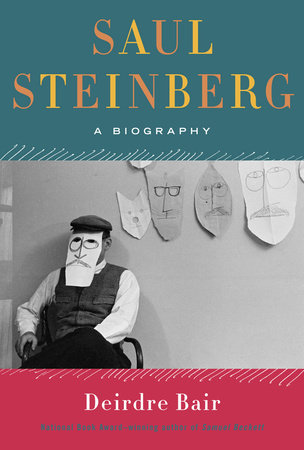 Saul Steinberg book cover