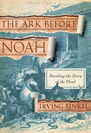 The Ark Before Noah by