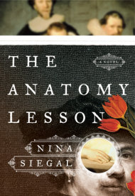The Anatomy Lesson book cover