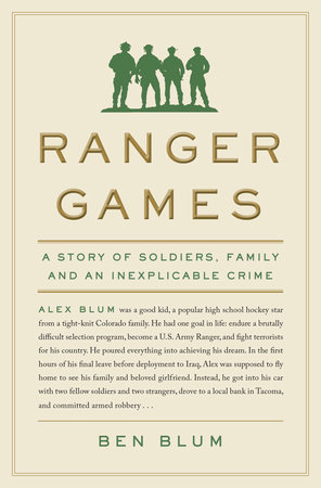 Cover of Ranger Games
