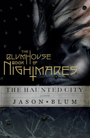 The Blumhouse Book of Nightmares book cover