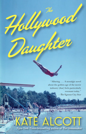 The Hollywood Daughter book cover