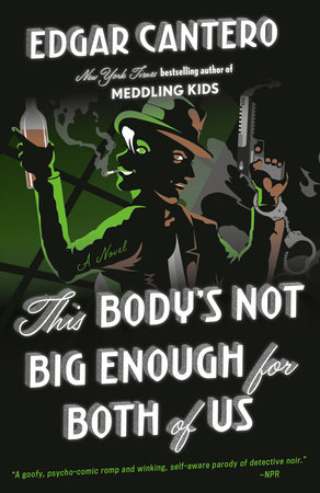 This Body's Not Big Enough for Both of Us book cover