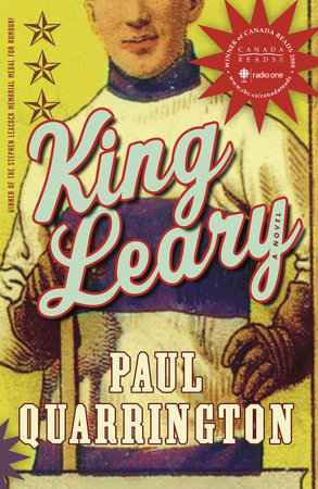 King Leary by Paul Quarrington