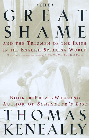 GREAT SHAME, THE by Thomas Keneally